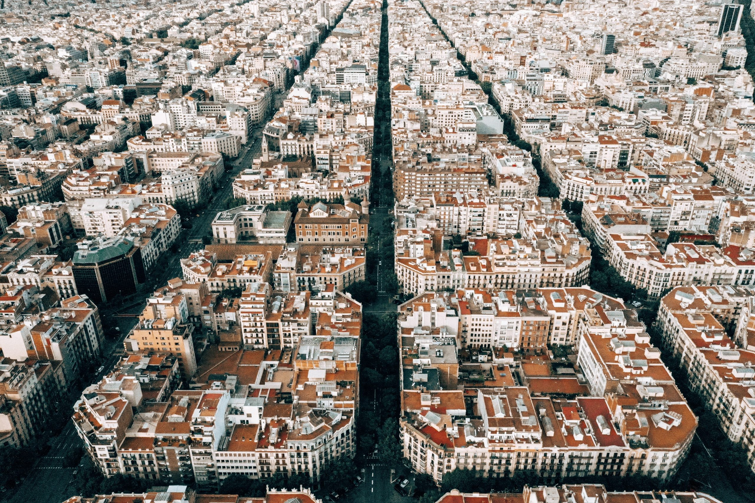 superblocks in barcelona