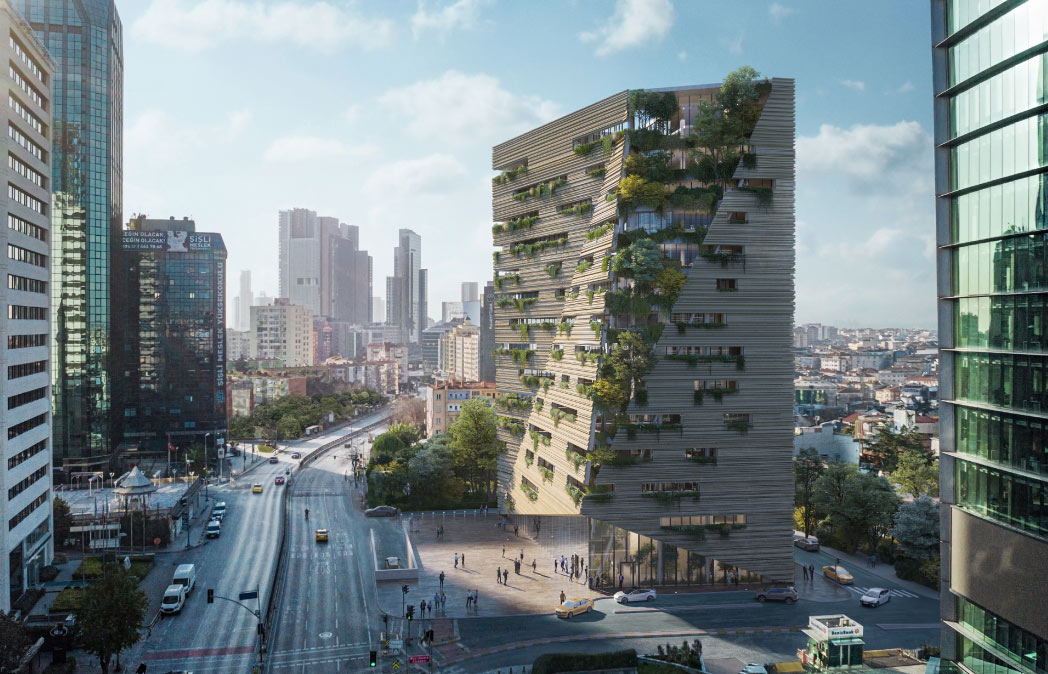 Interview with an Architect: Discussing the Sanko Headquarters development with Luca Aldrighi