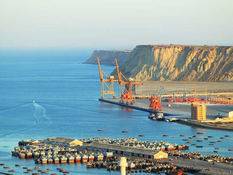 Consortium Including RMJM Osmani Win Proposal for Implementation of Gwadar Smart Port City Masterplan